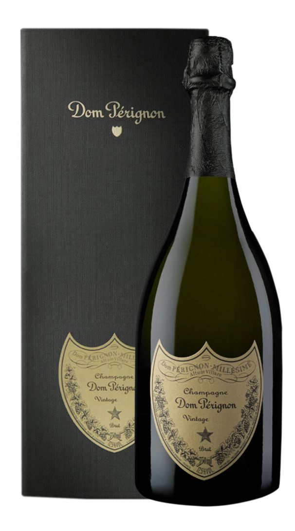 champagne brut dom perignon 2008 confezione 21086