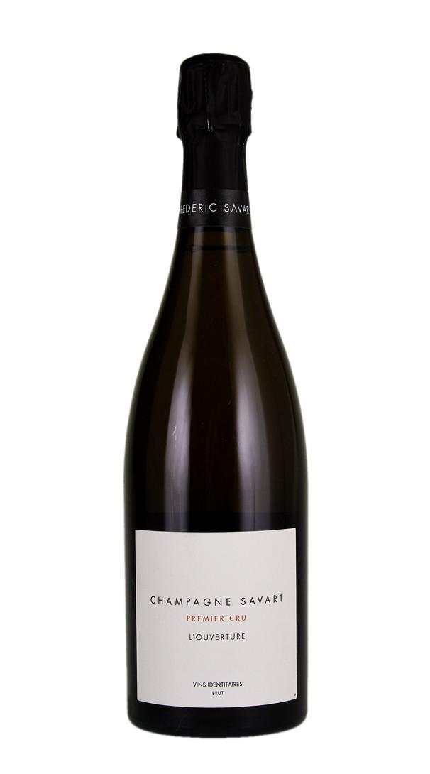 champagne brut premier cru louverture frederic savart 22007