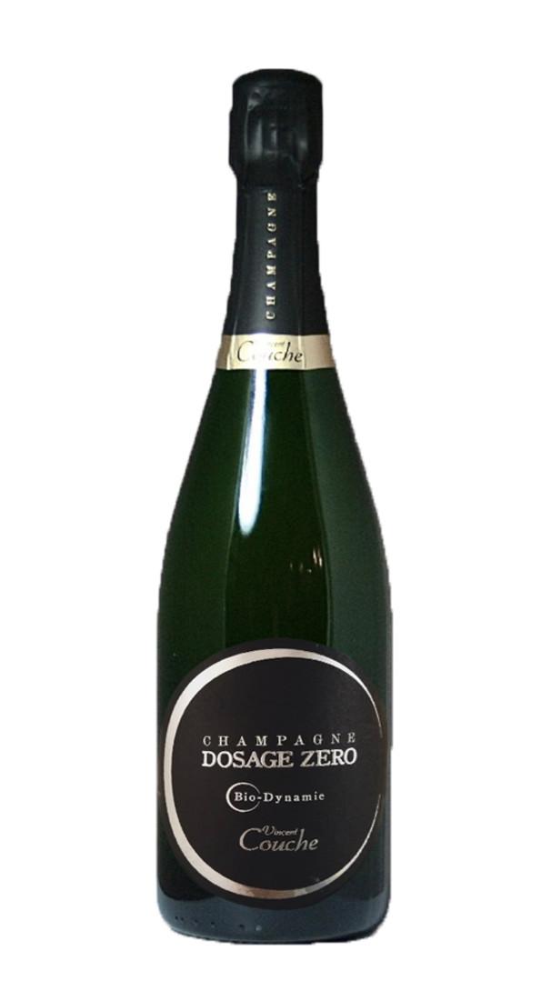 champagne dosage zero nature vincent couche 16365