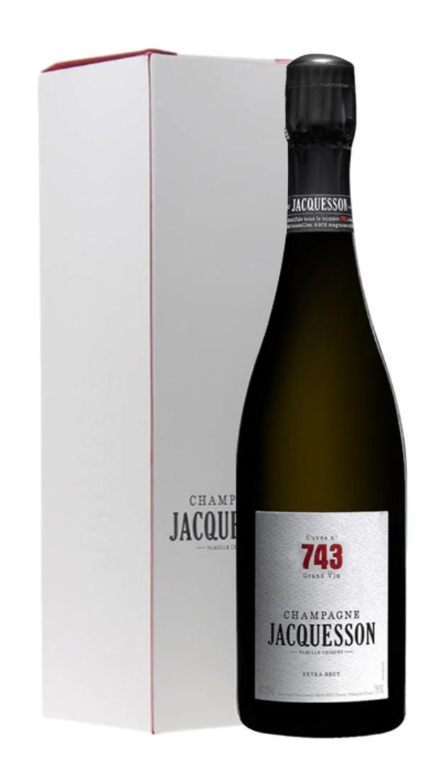 champagne extra brut cuvee 743 jacquesson confezione 26121 1