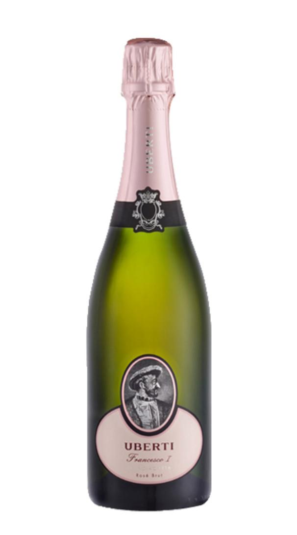 franciacorta rose brut francesco i uberti 9736