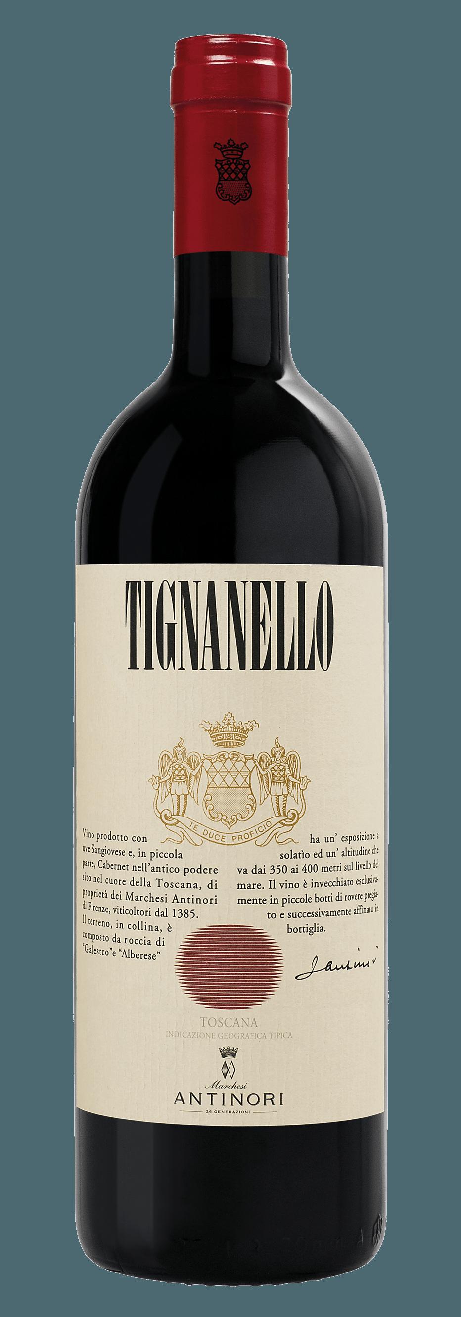 tignanello antinori toscana 1456631