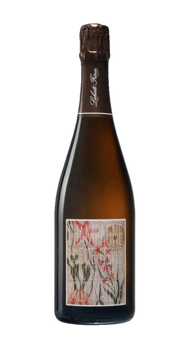 champagne nature blanc de blancs laherte freres 30355