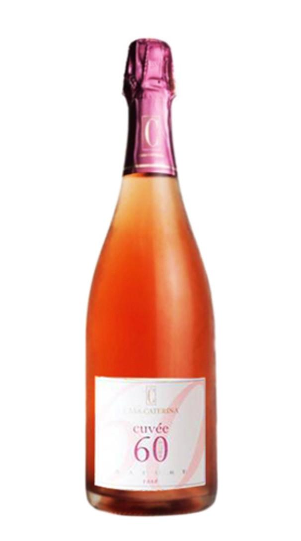 spumante metodo classico rose extra brut 60 casa caterina 2015 25661